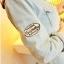 เสื้อเชิ้ต แขนยาว ผ้ายีนส์ ฟอกสี สียีนส์อ่อน ปักแปะลายที่แขนและหน้าอกเสื้อ thumbnail 7