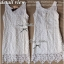 Lady Ribbon V-back Lace Dress เดรสแขนกุดผ้าลูกไม้สีขาว ด้านหลังคอวี thumbnail 8
