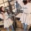 Lady Ribbon Sweet Lace Dress มินิเดรสผ้าลูกไม้ สุดหวาน thumbnail 7