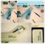 Midori Soft Pen Case กล่องดินสอซิลิโคนใส thumbnail 12