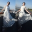 Lady Ribbon Dress เดรสผ้าลูกไม้สไตล์คลาสสิควินเทจ thumbnail 5
