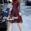 Seoul Secret Lace Dress เดรสผ้าลูกไม้ thumbnail 3