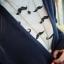 เสื้อแขนยาว ผ้า Cotton พิมพ์ลายหนวด Mustache สีขาว สีเทา thumbnail 10