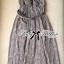 Lady Ribbon Maxi Dress เดรสยาวผ้าชีฟองผ่าข้าง ขายพร้อมเข็มขัด thumbnail 9