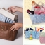 Cottage Style Canvas Bag in Bag กระเป๋าจัดระเบียบ thumbnail 6