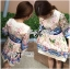 Lady Ribbon Floral Embroidered Dress thumbnail 5