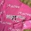 Barbie Girl Sweater Dress เดรสสเวตเตอร์ทอลายสไตล์ Moschino thumbnail 8