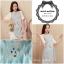 Marsh Mallow Mona Jewel & Beaded Stitching Dress thumbnail 8