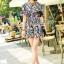 Seoul Secret Chic &Cool Blossom Print Dress thumbnail 5