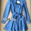 Lady Ribbon Dress เดรสเชิ้ตผ้าเดนิมสไตล์สาวออฟฟิศ thumbnail 10