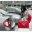 Colorful Duffel Bags กระเป๋าเดินทางพับได้ thumbnail 10