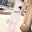 Seoul Secret Princess Chiffon WorkOut Maxi Dress thumbnail 3