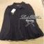 Lady Ribbon เสื้อผ้าแก้วทรงเชิ้ต ปักดอกไม้ สีขาว / สีดำ thumbnail 12