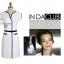 B&W Classic Style เดรสขาวดำ แขนล้ำ แต่งดีเทลคอเสื้อ thumbnail 2