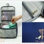 Travel Amenity Organizer Bag กระเป๋าใส่ของใช้พกพาแขวนสะดวก thumbnail 8