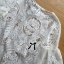 Lady Ribbon Sweet Vintage Flared Sleeve Lace Blouse thumbnail 8