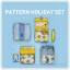 Pattern Holiday Set thumbnail 1