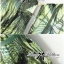 Lady Ribbon Green Leaf Jumpsuit จั๊มสูทขาสั้น พร้อมเข็มขัด thumbnail 8