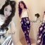 Seoul Secret Chic'n Chic Set Cami Lace with Flora Pants thumbnail 3
