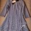 Lady Ribbon Shinori Dress เดรสแขนสามส่วน ลายชิโนริ ขอบหยัก thumbnail 7