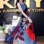 Seoul Secret Silky DKNY Maxi Dress thumbnail 2