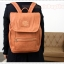 Classy Leather Backpack thumbnail 3