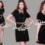 Seoul Secret Burberry Clasper Dress thumbnail 2