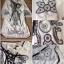 Lady Ribbon Embroidery Chiffon Dress เดรสปักลาย ผ้าชีฟอง thumbnail 12