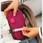 Double Side Pouch กระเป๋าใส่เครื่องสำอางค์และเครื่องประดับในใบเดียว thumbnail 9