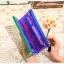 Clear Pencil Double Zip Case thumbnail 8
