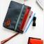 Bank Pouch กระเป๋าใส่สมุดบัญชี , บัตร ATM , เงินสด , ตรายาง thumbnail 14