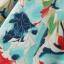 กางเกงขายาวผ้าชีฟอง พิมพ์ลายดอกไม้ เอวยางยืด thumbnail 8
