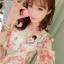 Seoul Secret Chiffon Pink Sakura Dress thumbnail 3