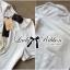 Lady Ribbon เสื้อยืดปักดอกคามิลเลียแต่งมุก thumbnail 8