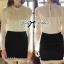 Lady Ribbon Lace Blouse เสื้อแขนยาวผ้าลูกไม้สไตล์คลาสสิก thumbnail 5
