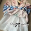 Lady Ribbon Floral Embroidered Dress thumbnail 10