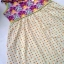 Sweet Orchid Dress เดรสสีสดใส ปักดอกกล้วยไม้ช่วงอกแบบ 3D thumbnail 7