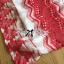 Lady Ribbon Tribal Embroidered Silk Chiffon Midi Dress thumbnail 9