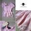 Lady Ribbon 2 side Blouse เสื้อปักฉลุดอกไม้ ใส่สลับหน้า/หลังได้ thumbnail 16