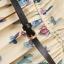 ASOS เดรส ผ้าไหมชีฟอง สีเบจ พิมพ์ลายผีเสื้อ พร้อมเข็มขัดหนัง thumbnail 7