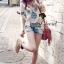 Seoul Secret เสื้อปักลายสไตล์สาวอินเดียนแดง thumbnail 3