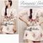 Lady Ribbon มินิเดรสสีขาว ปักดอกไม้สีสดใส แต่งโบว์ thumbnail 5