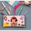 Clear Pencil Double Zip Case thumbnail 28