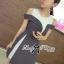 Lady Ribbon Chic Bold Dress เดรสตัดแต่งทรงสุดชิค thumbnail 2