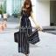 Jolie By D-Sai ชุดกางเกง Jumpsuit แขนกุด เนื้อผ้าชิฟฟ่อน thumbnail 4