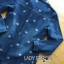 Lady Ribbon Dress เชิ้ตเดรสพิมพ์ลายดาว thumbnail 7