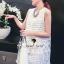 Seoul Secret Whity Layer Lace Dress thumbnail 3