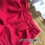 Lady Ribbon Chiffon Blouse and Red Hot Pants Set thumbnail 9