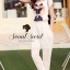 Seoul Secret จั๊มสูทกางเกงขายาว เอวผูกโบว์ thumbnail 3