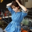 Marsh Mallow Viva Denim Dress thumbnail 2